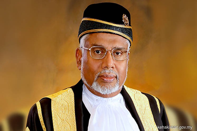 Judiciary expected to keep executive and legislature in check — Justice Hamid Sultan