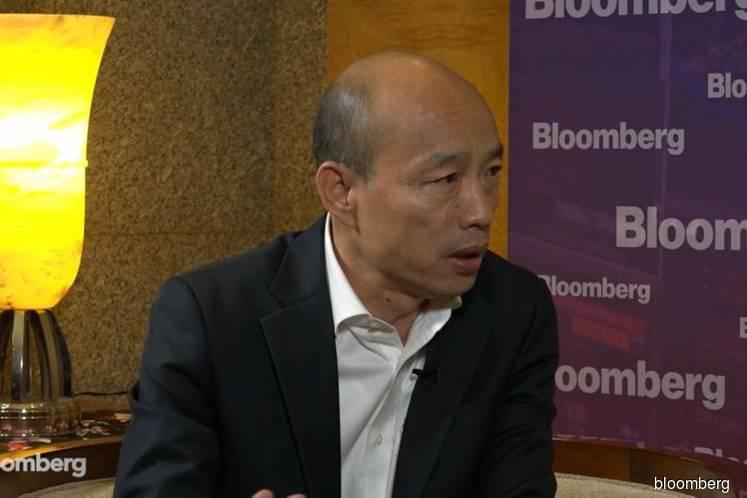 Democracy Would Solve Hong Kong Problems, Taiwan Contender Says