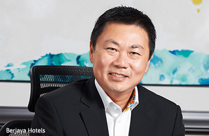 New CEO for Berjaya Hotels & Resorts
