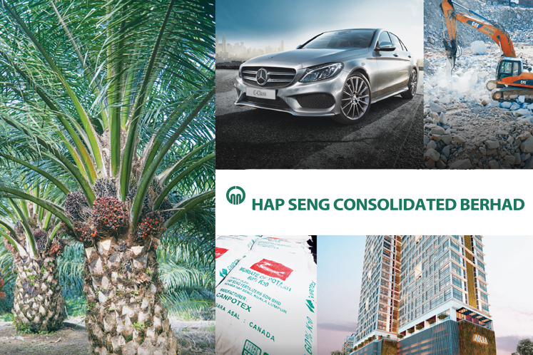 Hap Seng, CIMB,Genting lead laggards on Bursa Malaysia