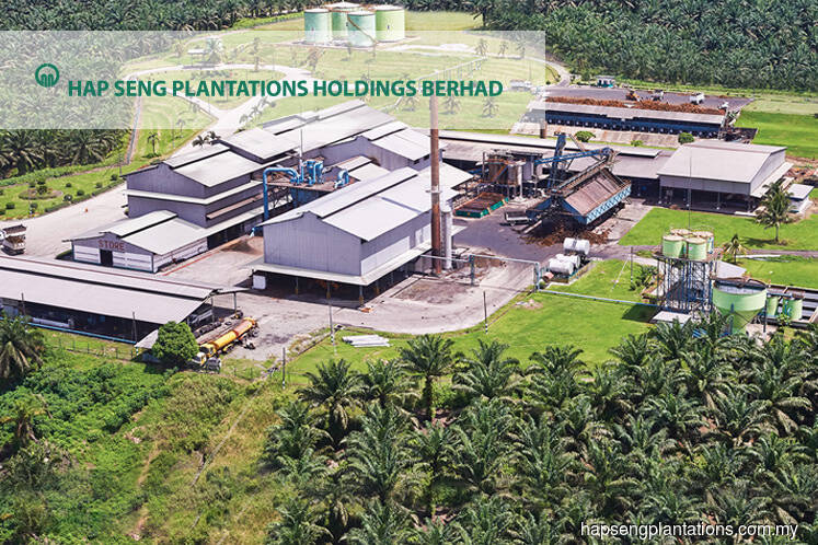 Hap Seng Plantations, Kretam share trade suspended