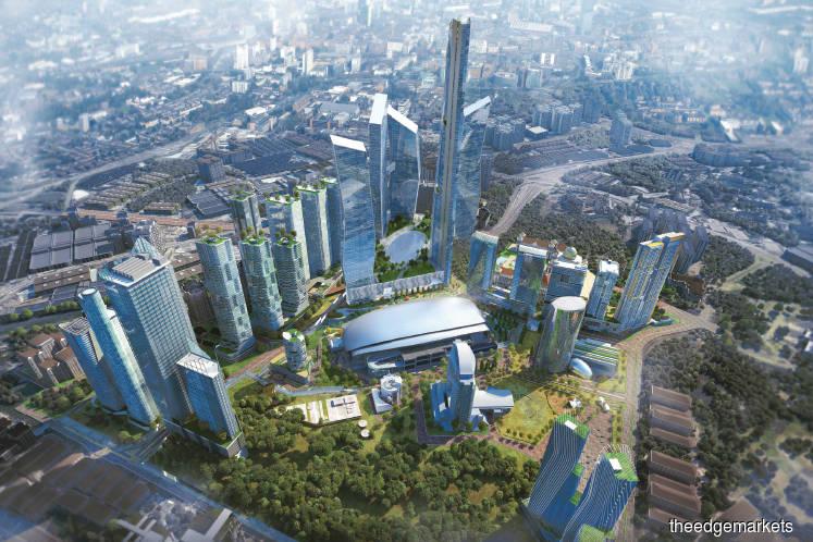 Hap Seng and Naza TTDI to develop Hyatt Regency in KL Midtown