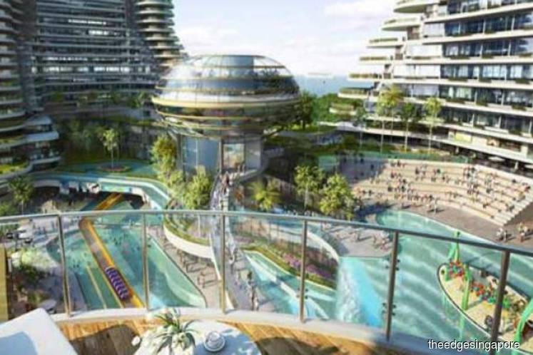 Hatten to develop S$67 mil water themepark at Harbour City@Melaka