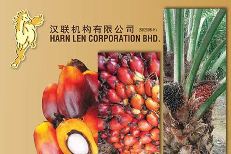 1.83亿售土地和棕油厂 汉联应声涨13.23%