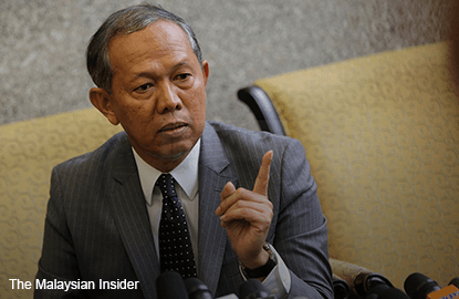 1MDB and RM2.6b are two different subjects — PAC