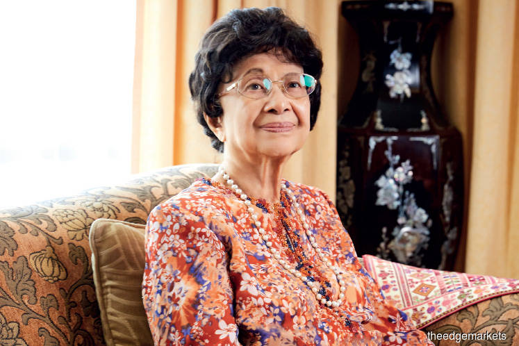 Cover Story: Her name is Hasmah