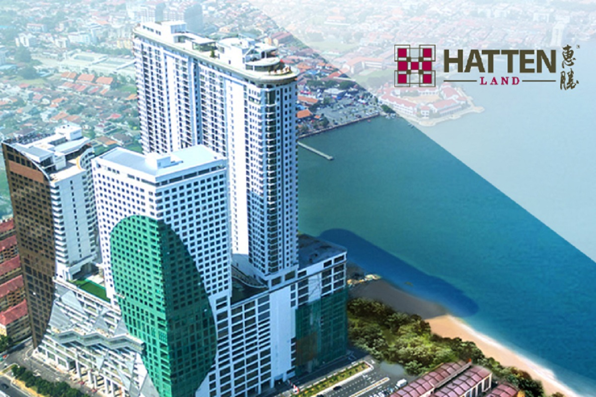 Singapore firm obtains majority stake in Melaka project from Hatten Land as part of US$323m deal