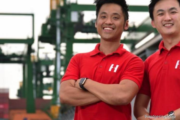 Shipping logistics start-up Haulio secures S$1 mil in seed funding