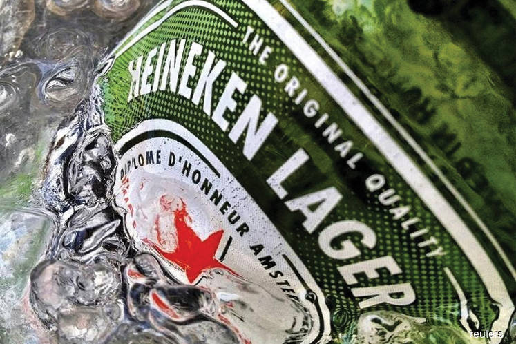 Heineken shares hit all-time high on solid earnings
