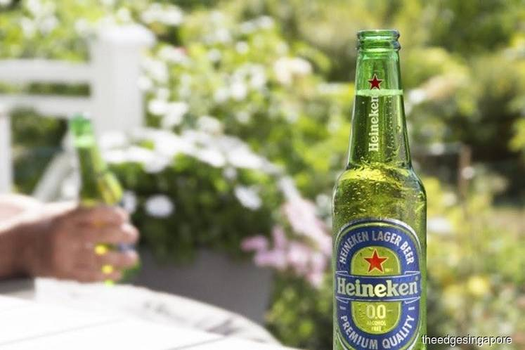 Heineken finds new growth in non-alcoholic beer