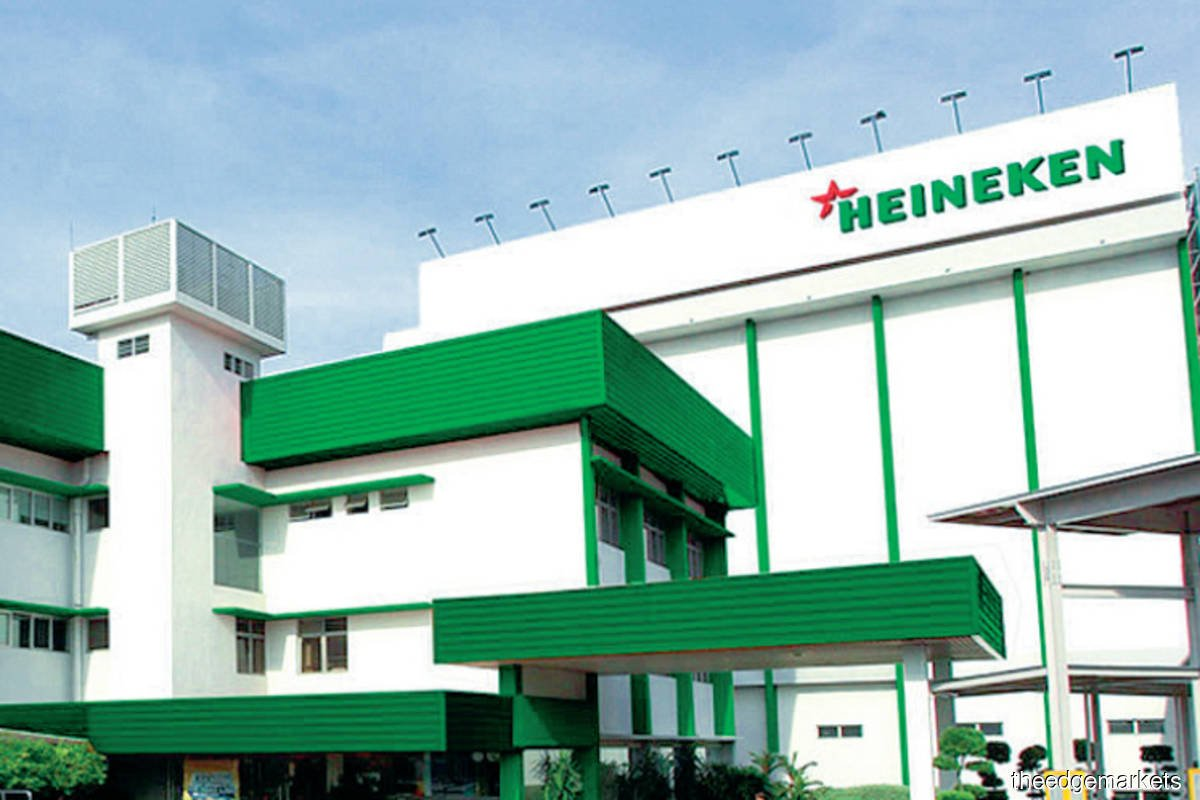Heineken Malaysia among top gainers after returning to the black in 2QFY21