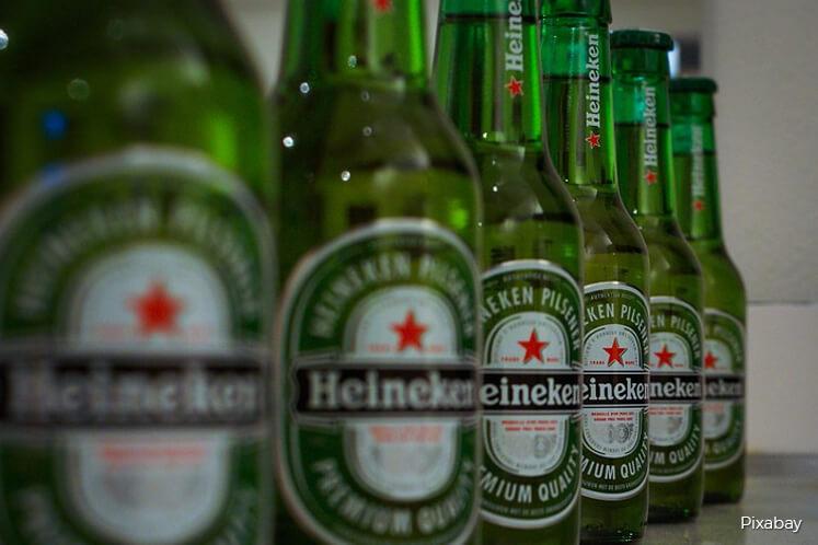 Heineken's demand, volume growth seen resuming in 2021