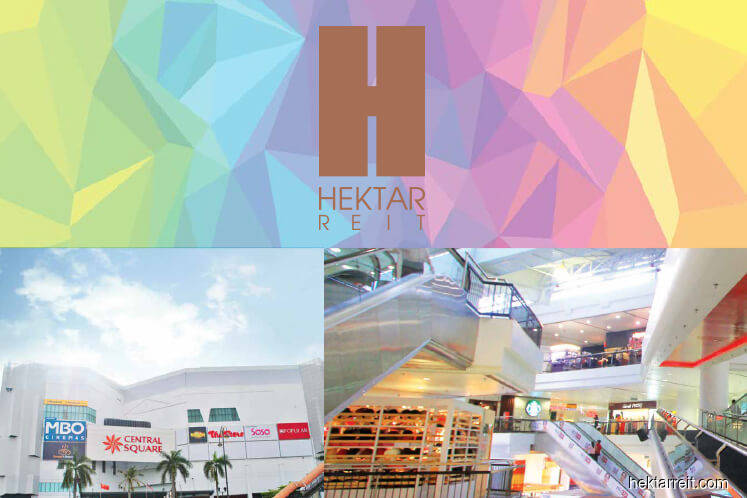 Hektar REIT says plan to double assets value on track