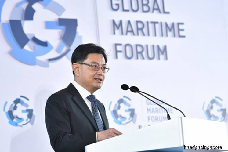 Singapore launches maritime portal, urges greater collective action to drive digitalisation, sustainability