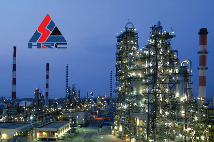 Hengyuan soars to record high; O&G counters up as Brent rises to US$65.26
