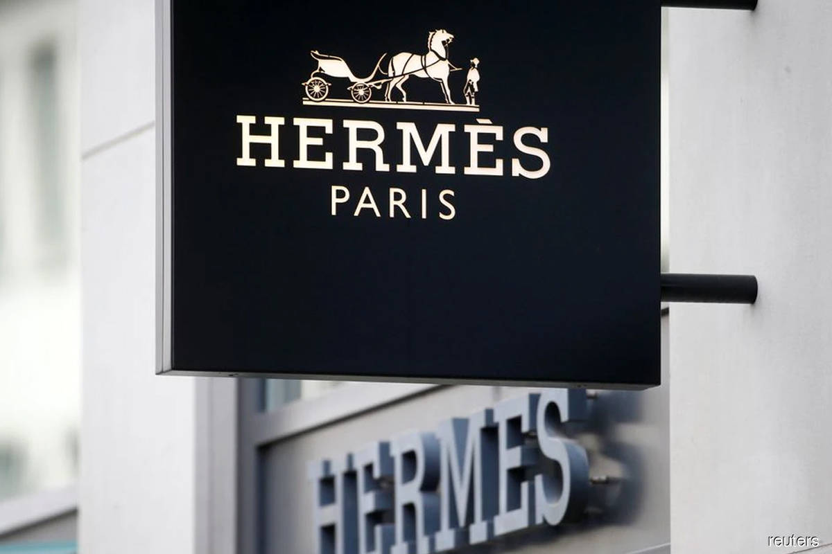 Hermes sales surpass pre-pandemic levels as luxury booms