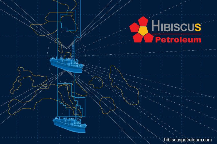Hibiscus active, up 2.78% on getting Petronas Carigali nod for Shell's 50% interest in North Sabah PSC