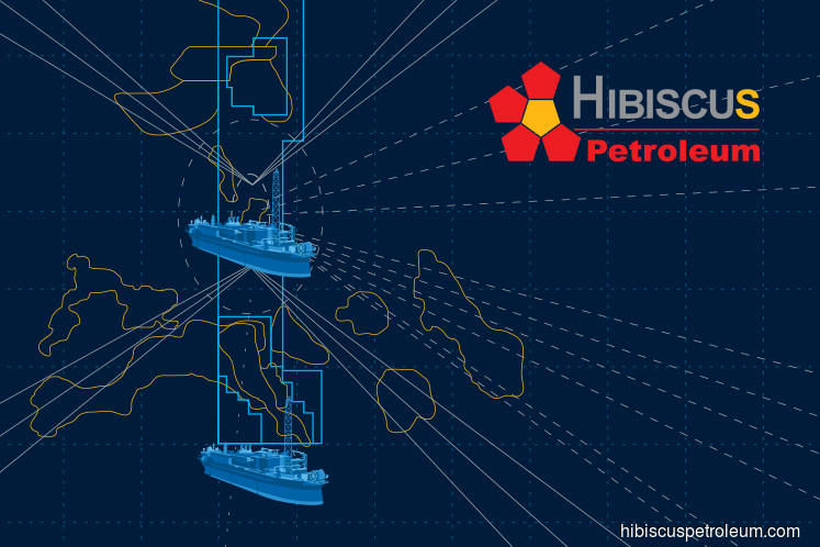 Hibiscus Petroleum active, up 3.85% on achieving first oil in North Sabah PSC