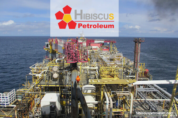 Hibiscus, Sumatec up as oil rises past US$59/barrel