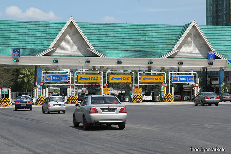 """""""Too expensive to cancel all toll rates"""""""