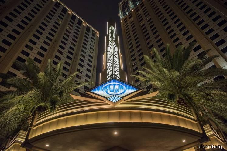 Apollo offers about US$40 per share for Hilton Grand