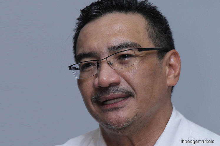 Do not blame me for your internal issues, Hishammuddin tells Pakatan