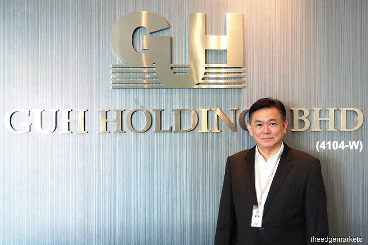 H'ng: Thanks to the semiconductor boom, our PCB sales in Malaysia are still performing well as usual