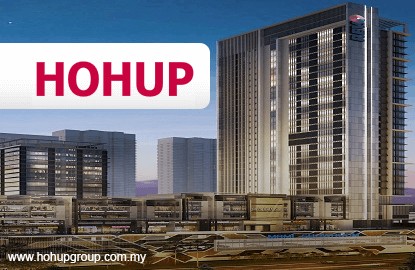 Ho Hup revises targeted FY16 PAT downwards due to slowdown in property market