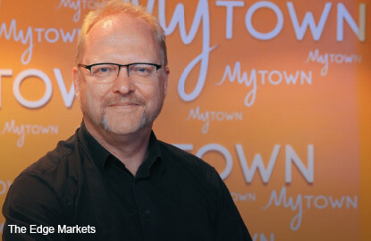 MyTOWN still confident of same success as The Curve's