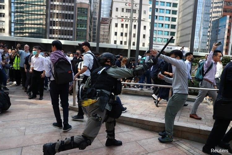 Hong Kong to shut all schools on Thursday for safety reasons