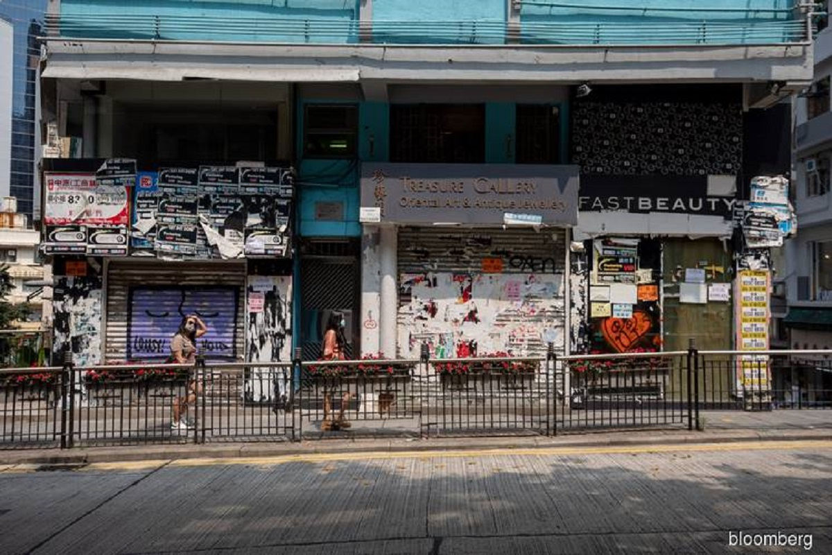 Hong Kong's 4Q20 unemployment at 16-year high, hit by economic slowdown
