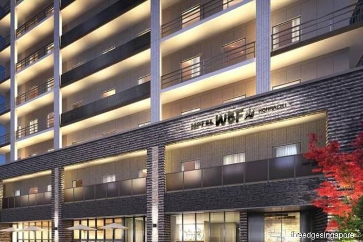 Ascendas Hospitality Trust acquires Osaka portfolio of hotels for S$161.1m