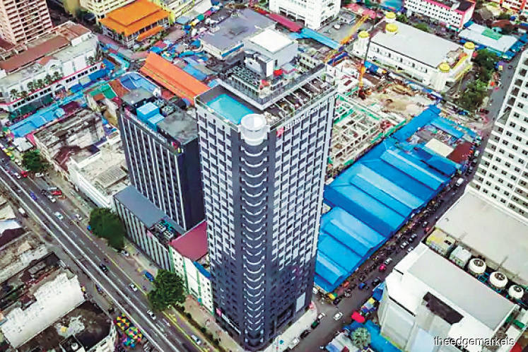 Thai REIT aborts plan to buy KL hotels