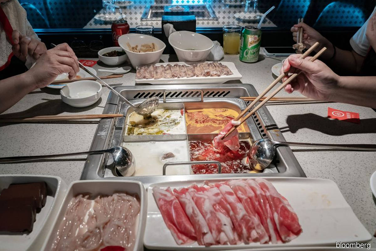 Not tech or education, Hong Kong's worst stock is a hotpot chain