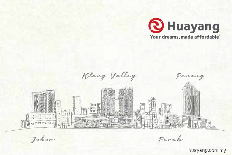 Hua Yang 1Q earnings decline 46% on higher finance cost