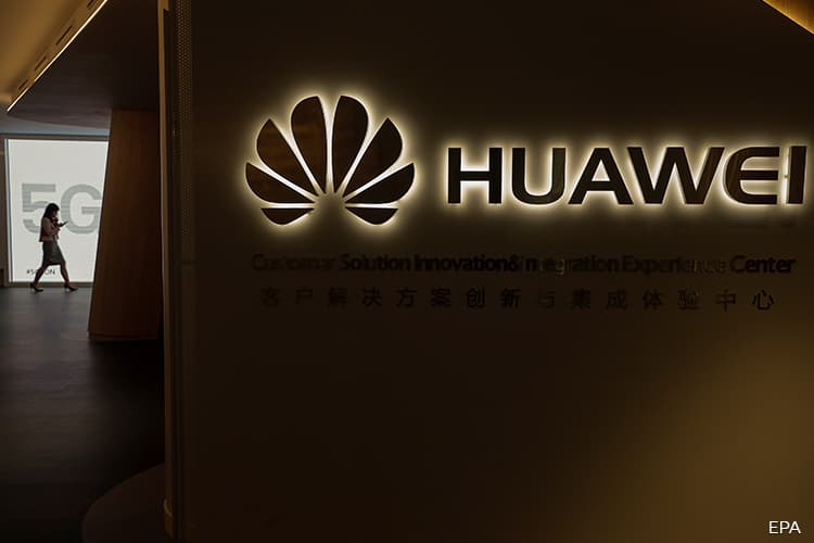 Huawei launches 5G lab in S.Korea, but keeps event low-key after US ban