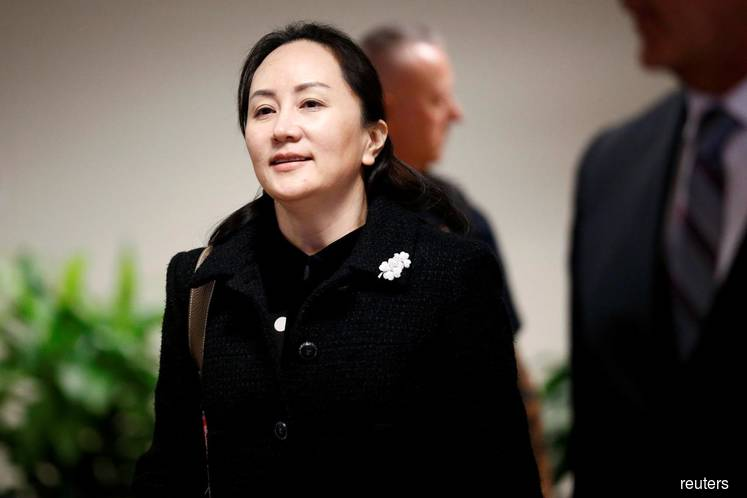 Huawei CFO arrives in Vancouver court to contest U.S. extradition request