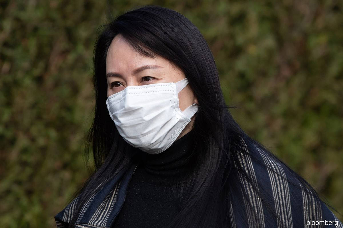 Huawei CFO slams 'extraterritorial' US extradition request
