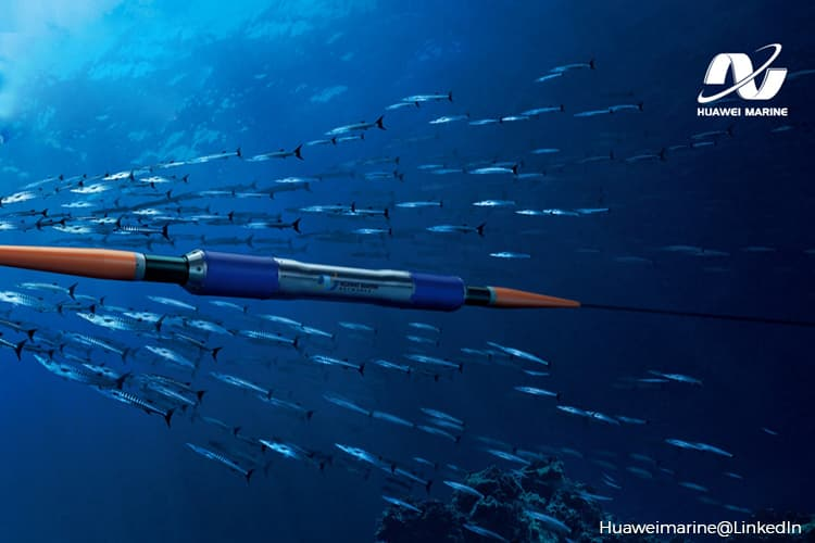 Huawei to sell undersea cable business, buyer's exchange filing shows