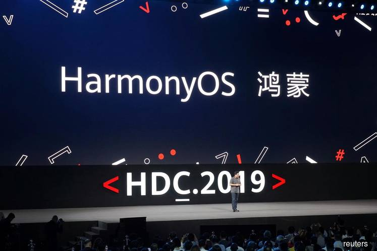 Huawei unveils Harmony operating system, but won't ditch Android for smartphones