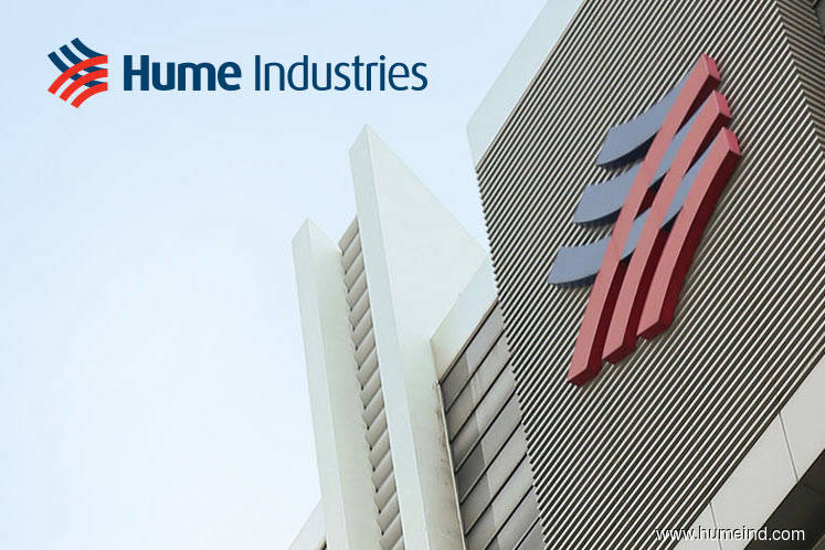 Hume Industries returns to profit in 3Q but suspends outlook guidance on pandemic impact