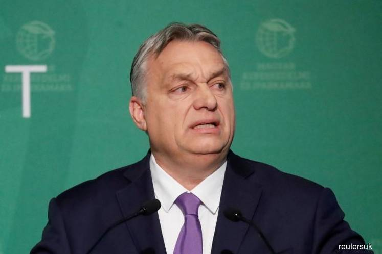 Hungary's PM Orban unveils plans to jump-start the economy