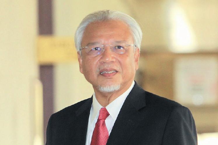 Datuk Seri Ahmad Husni Hanadzlah