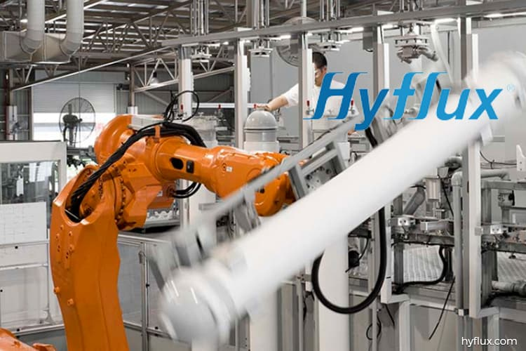 Hyflux amends restructuring plan to give junior creditors higher recovery rate