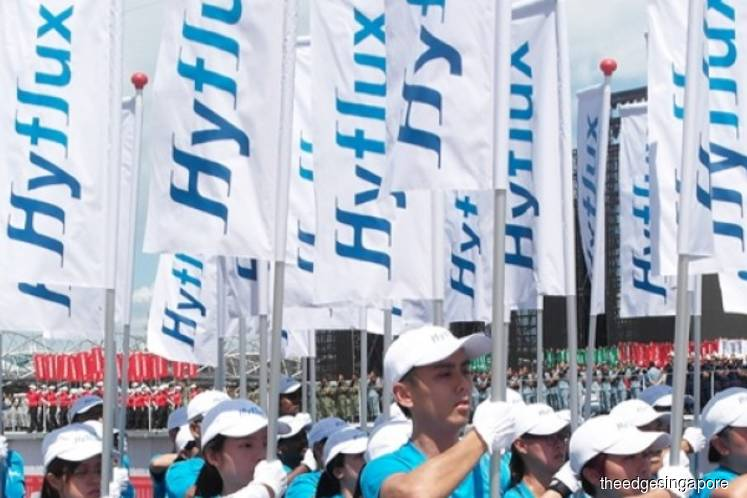 Backed into a corner, Hyflux remains uncertain over plans to extend debt moratorium