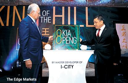 I-Bhd launches RM1b high-end condominium development in KLCC