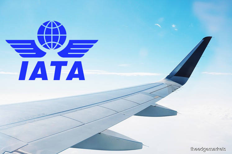 Airline shares rose strongly in June, in line with global equities, says IATA