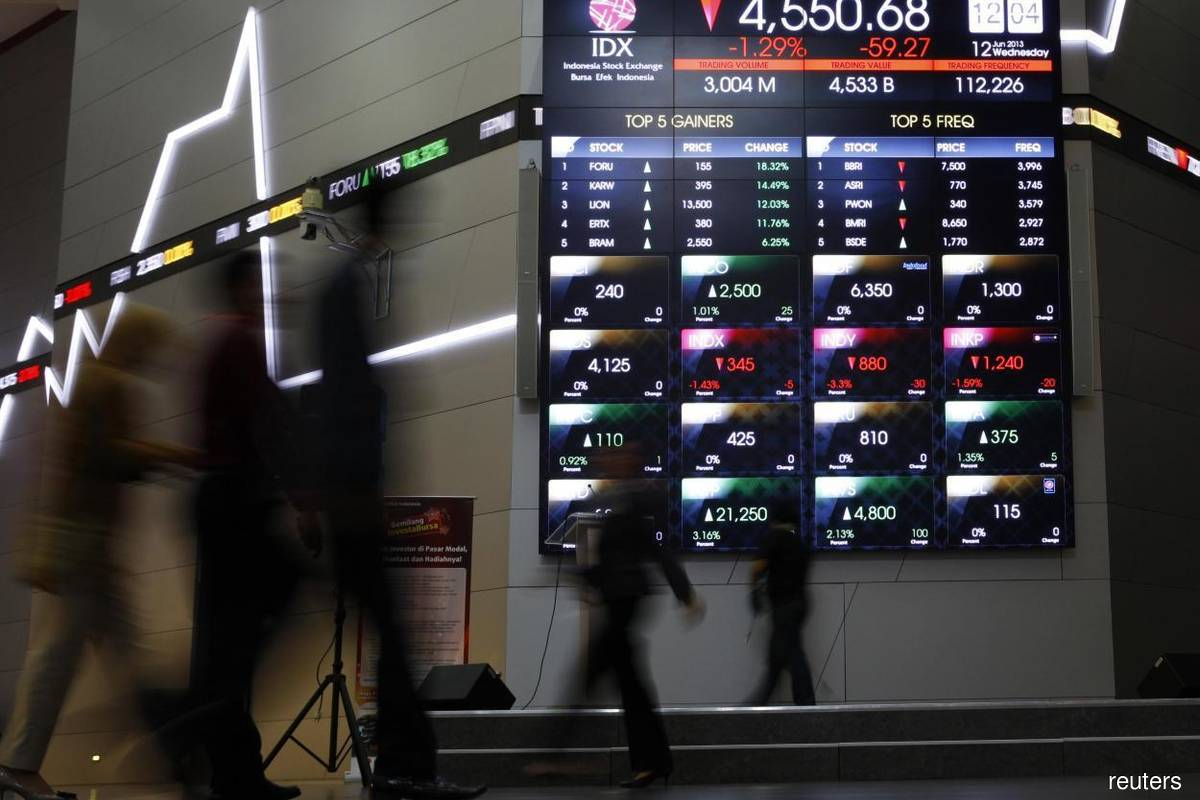 Indonesia markets sink as Chinese moves hit Asia