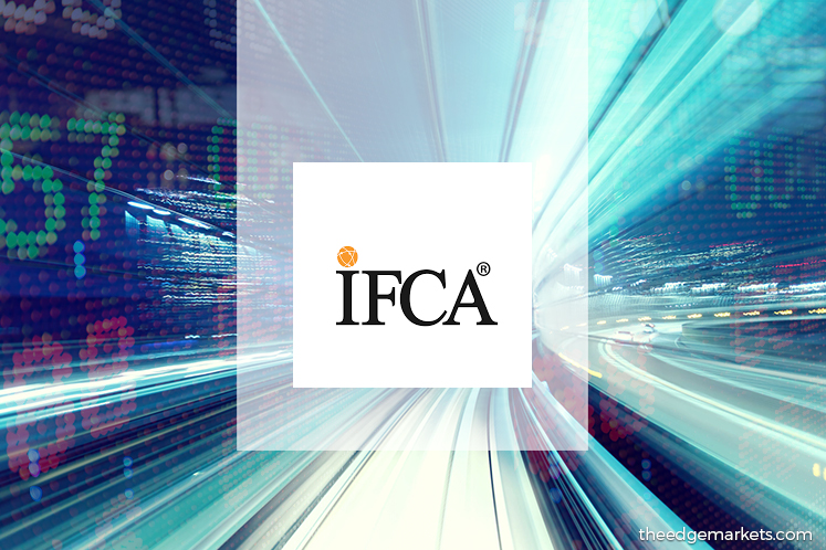 Stock With Momentum: IFCA MSC