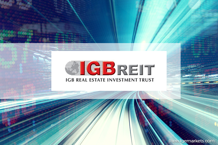 Stock With Momentum: IGB Real Estate Investment Trust